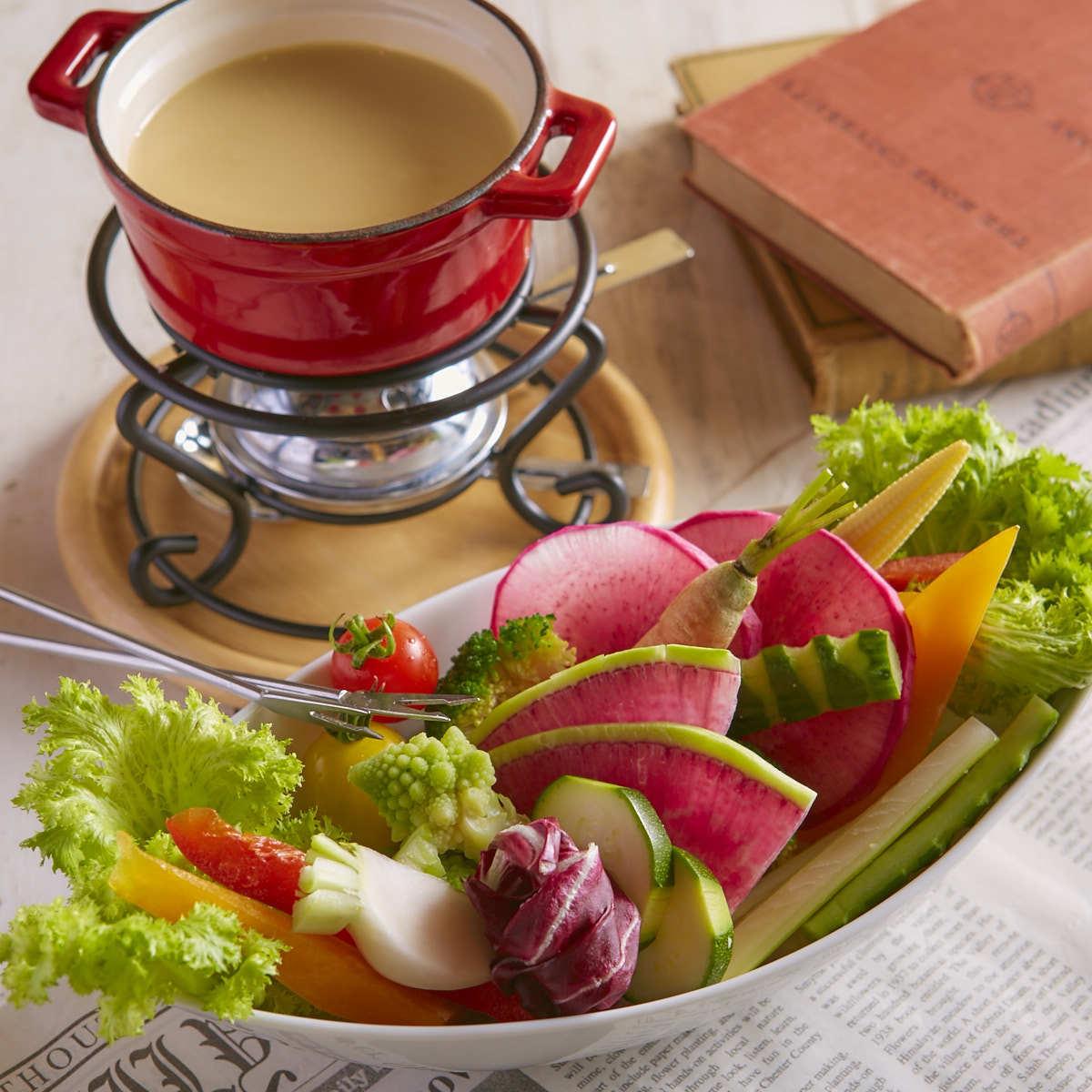 【蔬菜】Bagna cauda