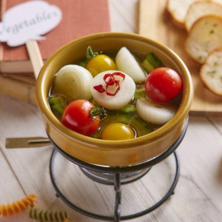 【Vegetables】 Seasonal Bejjio