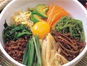 石锅拌饭套餐/石制石锅拌饭