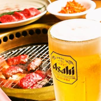 【The day OK !!】 BBQ set 1780 yen (tax excluded)