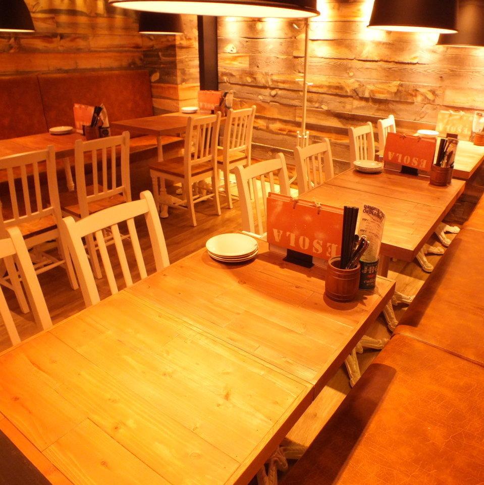 【個室】VIPルームを贅沢貸切♪最大着席24名様/立食約30名様OK!!新年会、歓送迎会、誕生日、サプライズ、ケーキ手配可、BGM手配可。直接、お問い合わせください!