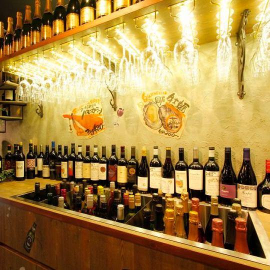 ESOLAはやっぱりワインビュッフェと極みステーキ!!ワインビュッフェとは?