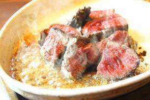 ESOLA's extreme steak