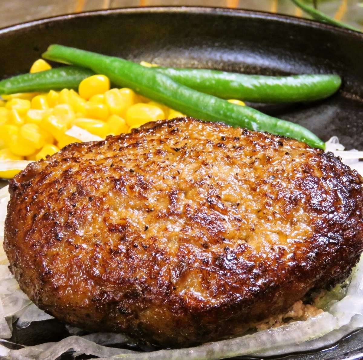 GOODDAYS原始汉堡牛排(200克)