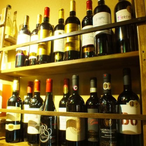【常時取り揃えております】ワインの種類増えました♪