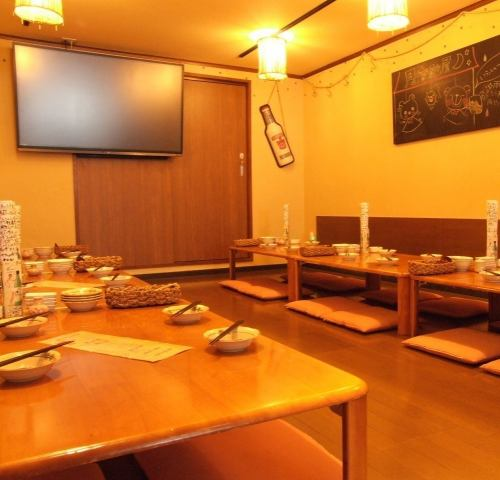 【貸切もOK】2階は宴会場!!35名様までご宴会可能!