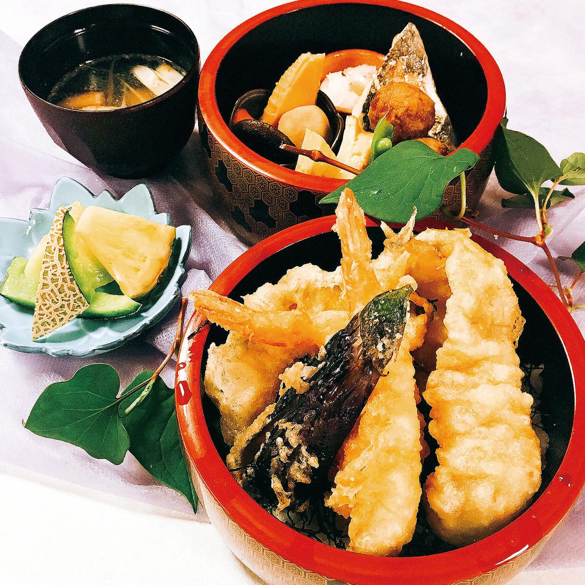 Tianyama lunch box