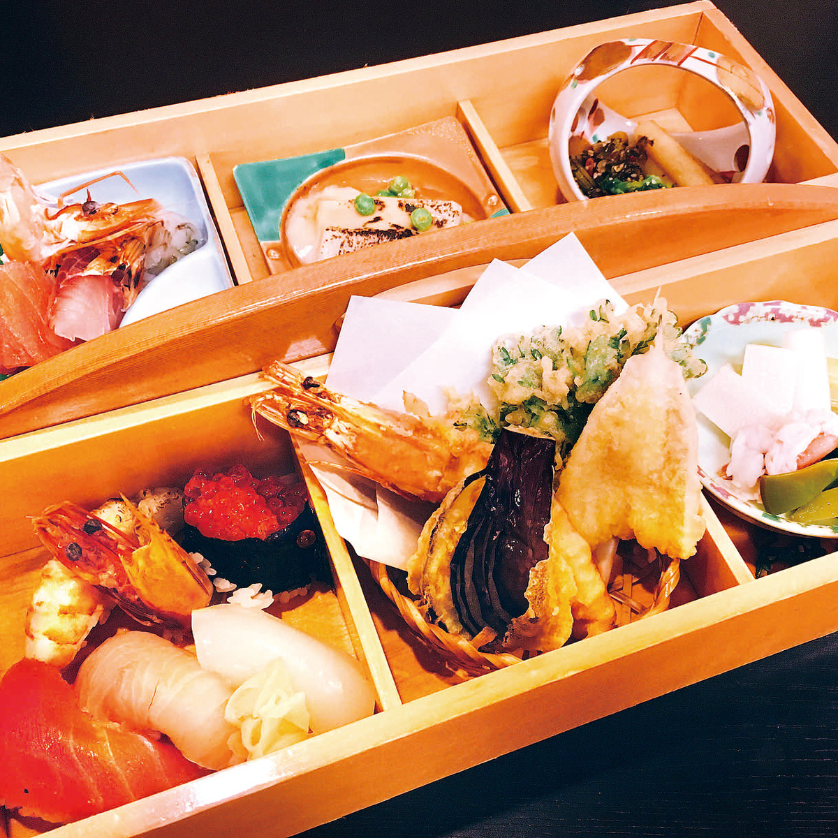 Aya's box lunch