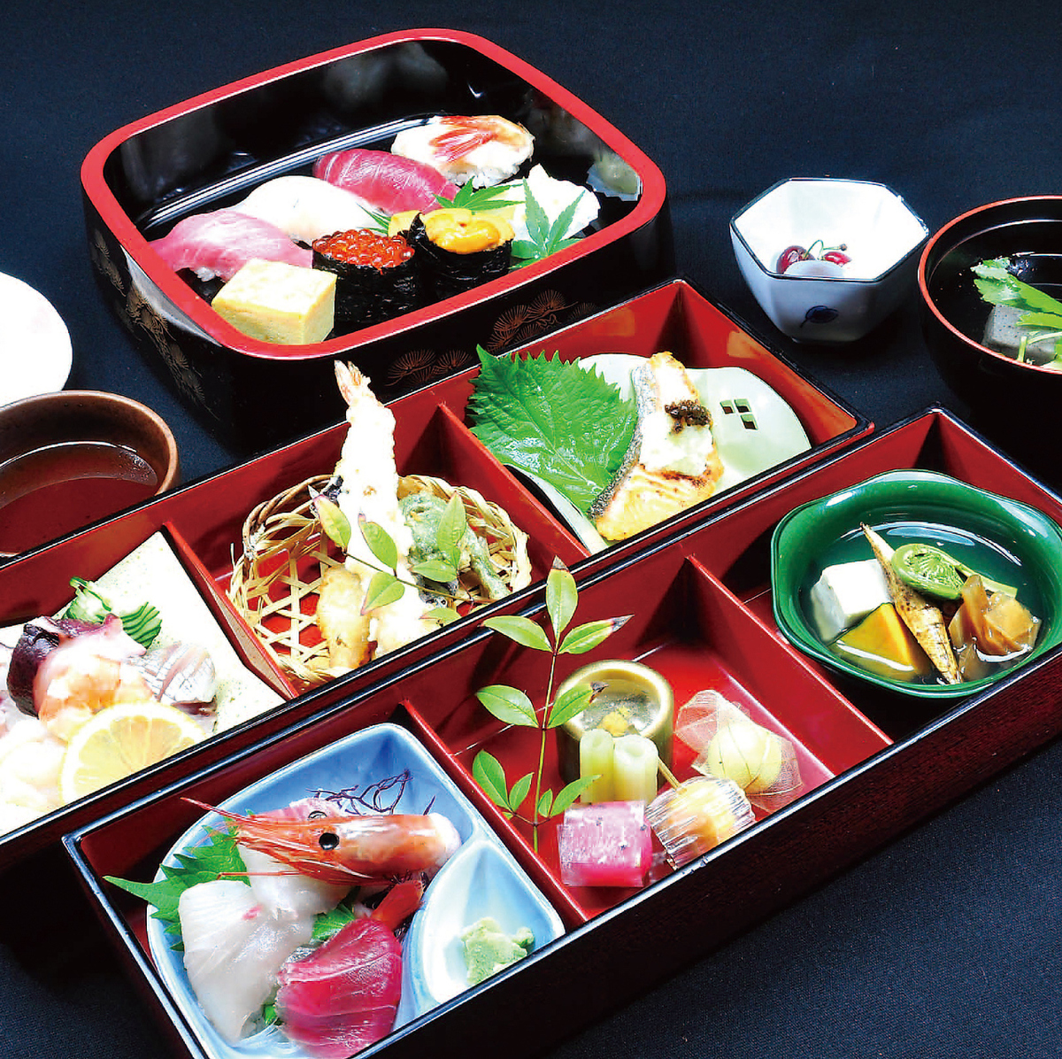 Conclusion ume lunchbox