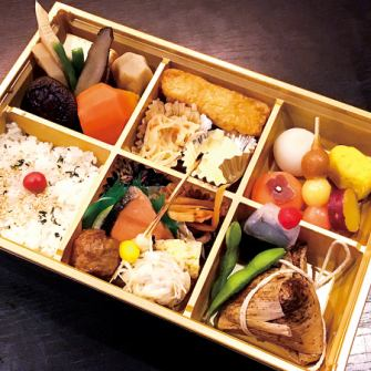 【Various Lunch Boxes】 Be sure to visit companies, gatherings of important relatives etc!