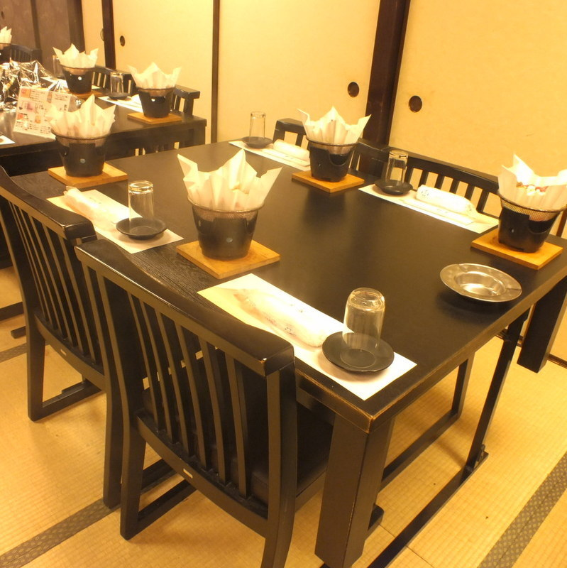 【Banquet room】 You can choose the seat type by Oshaki or table.