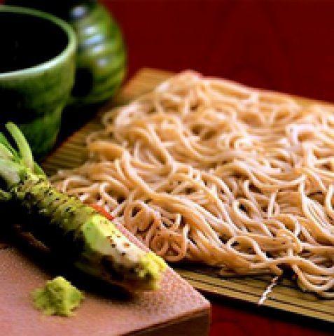 北海道手工製作的horokodai蕎麥麵