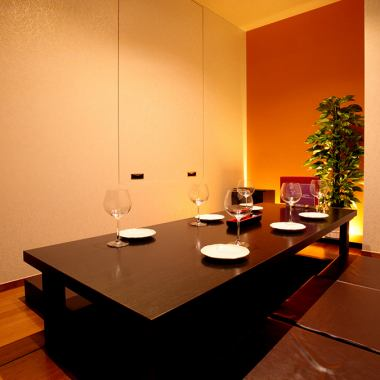 【NEW OPEN】 complete private dining room digging ★ Recommended for girls party, birthday, anniversary use!