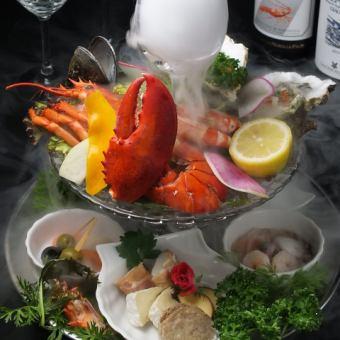 约会周年◎选择W主★周年纪念特别晚餐套餐★5份5980