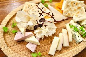 4種チーズ盛り合わせ
