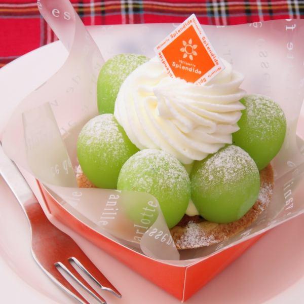 旬の味が楽しめる♪≪季節のケーキ≫