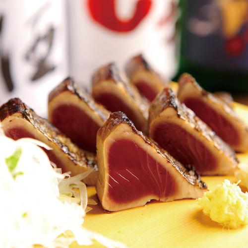 金華托羅鰹魚的烤秸稈<7棒>
