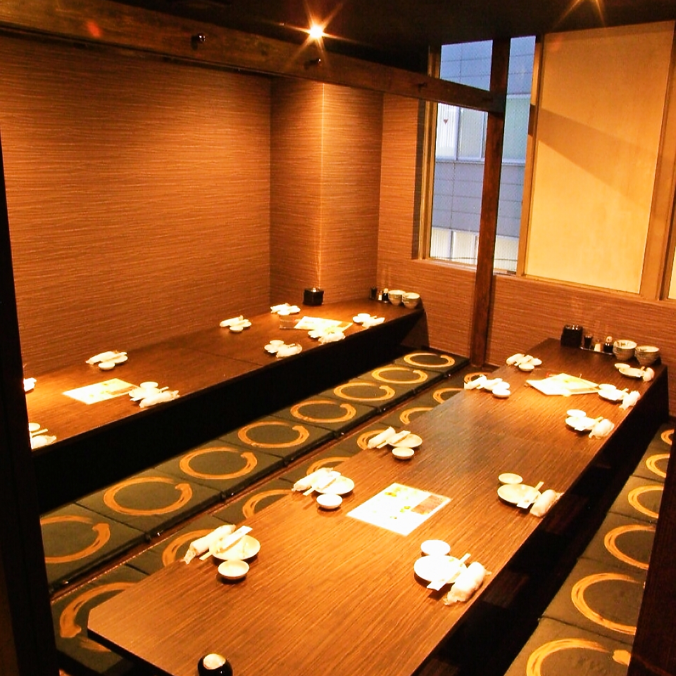 Complete private room for 20 people ★