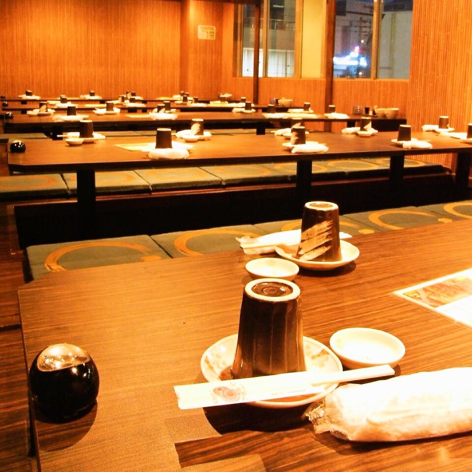 完整的私人房間可容納60人★
