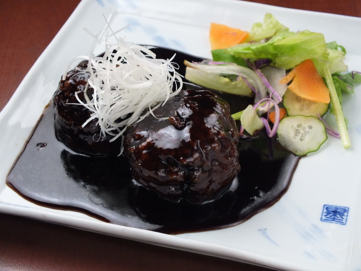 【Our black vinegar sweet and sour pork with 1 place】