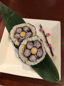 第一回飾り巻き寿司講