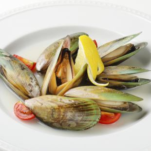 美味しいバーナ貝