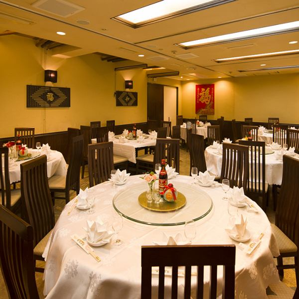 Shark's Fin & Dim Sum all-you-can-eat of the popular restaurant ♪ OK until each number of people in together to offer a private room! Up to a maximum of 30 people completely private correspondence! 80 people if one floor charter!