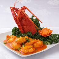 龙虾虾仁炖辣椒酱