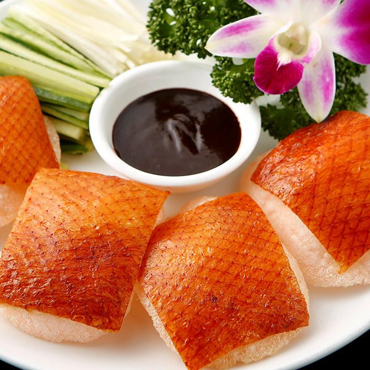 【特制窑烤】北京烤鸭4张/ 8张