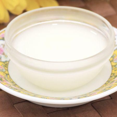 珍珠粉牛奶