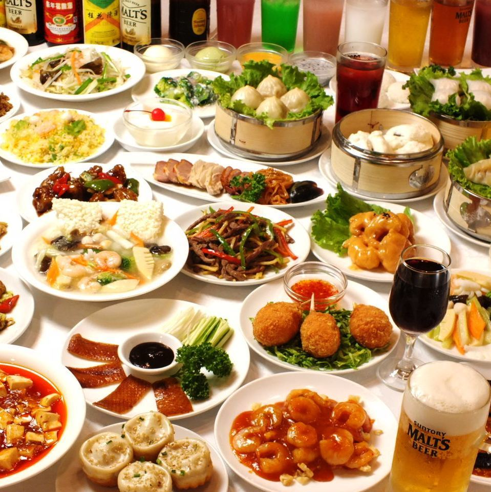 Hot order buffet