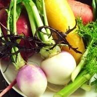 注意[蔬菜]