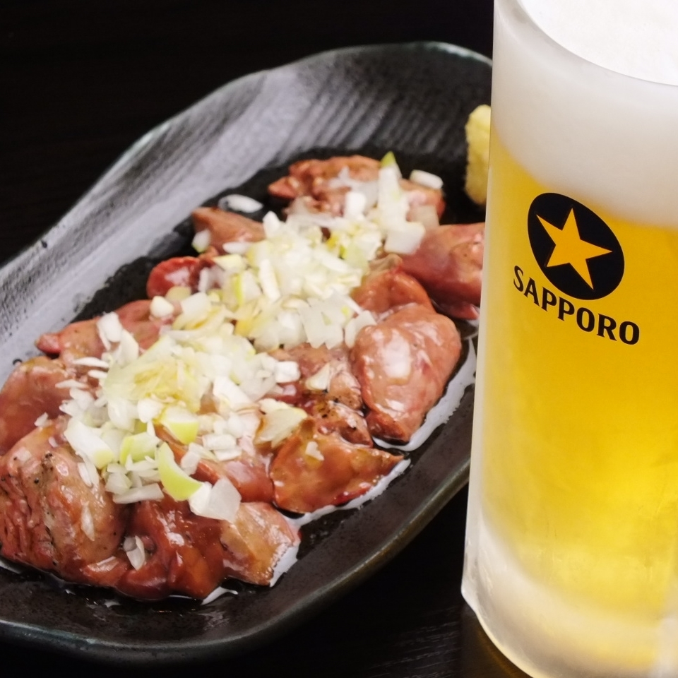 【一杯啤酒的生啤酒!】