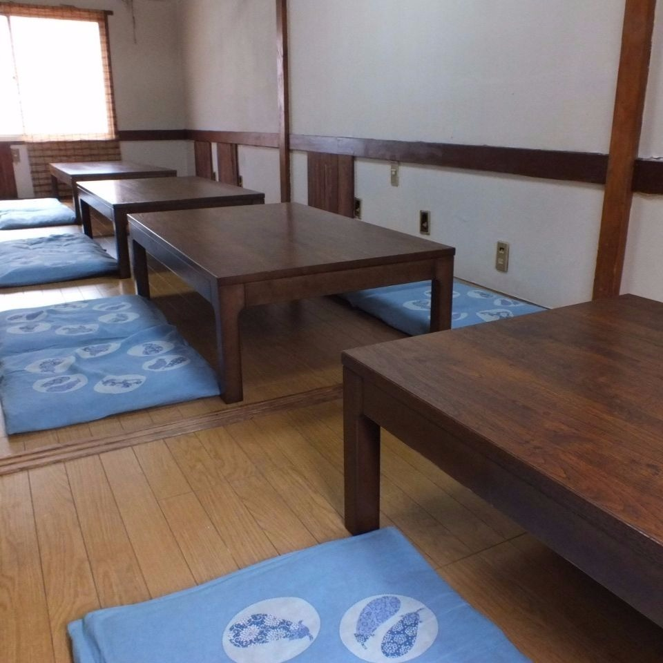 It is perfect for banquet / drinking party ◎ From 15 charters possible.