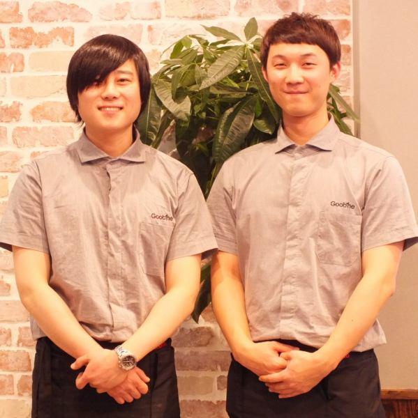 Shin-Okubo的商店在客户服务方面经常礼貌和热情。Gnec Chicken不能再回到那个例子了!伴随着清新的声音传来的声音呼应,店内总是很热闹♪从家里回来会很舒服,所以从开始到结束都是舒适放松的商店。/新大久保/女子协会/日期/周年纪念日