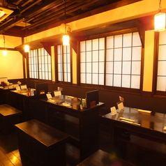 横浜の大人の隠れ家。本場九州のもも焼きを堪能できるお店。2Fフロア20名様~貸切可!