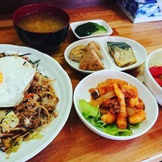 ◇炒面午餐◇