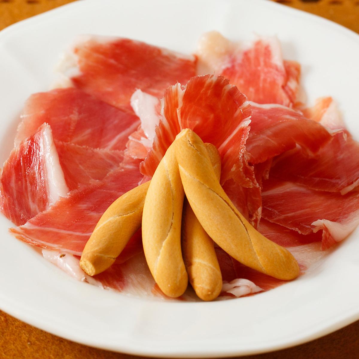 Spanish-made ham