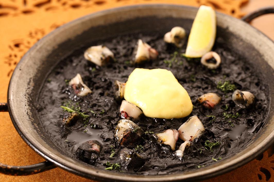 Ikasumi海鮮飯
