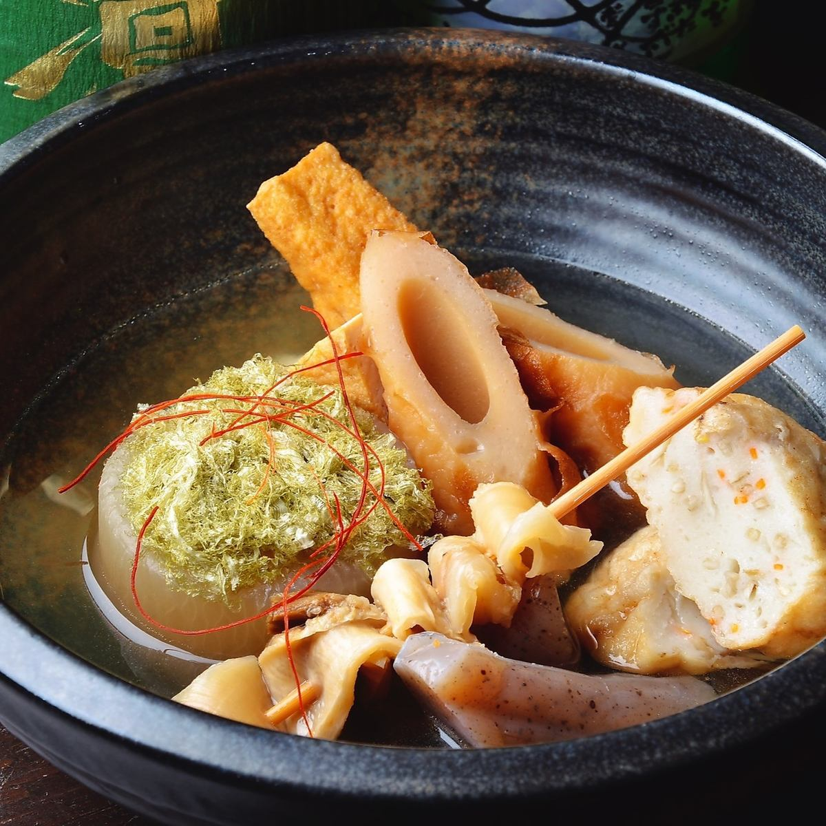 デート・接待・宴会に…日本情緒溢れる落ち着いた空間。飲放120分付きコース4000円~