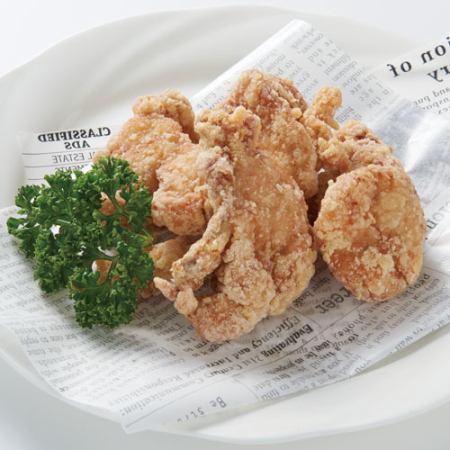 ビアホールの若鶏から揚げ (骨付き)レギュラー