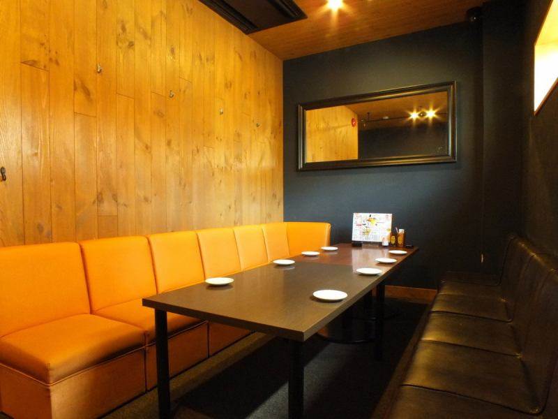 The private room of the VIP room which can be used up to 15 people is required for reservation because it is a very popular seat ★ Meals with mutually friendly people in complete private space, birthday party, mama party etc ... use Please choose according to the scene ♪