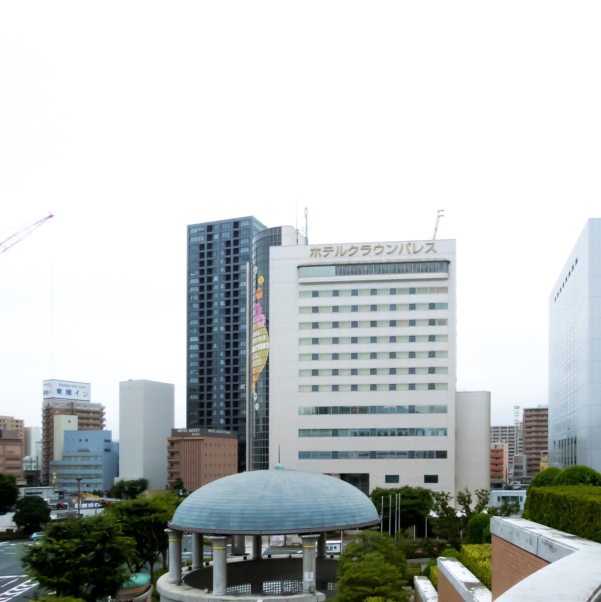 Hotel Crown Palace地下一層★沿Hirokoji★酒店,易於理解★從JR濱松站步行3分鐘★清酒和Waki以及肉類和蔬菜Hamamatsu車站前店♪