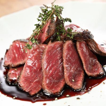 牛肉裙牛排牛排红酒汁