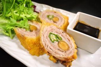 新姜肉包裹Tengoku Ra