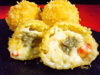 螃蟹蟹肉包含螃蟹味噌