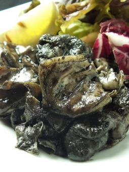 Hikoma猪炭化