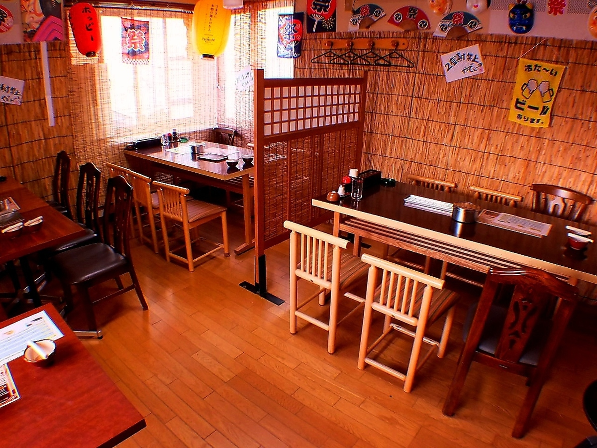 【2nd Floor】 20 persons Private room All rooms are welcome with banquet at full price! 【Izakaya Kushikatsu Yamato Drink All you can eat as you want】