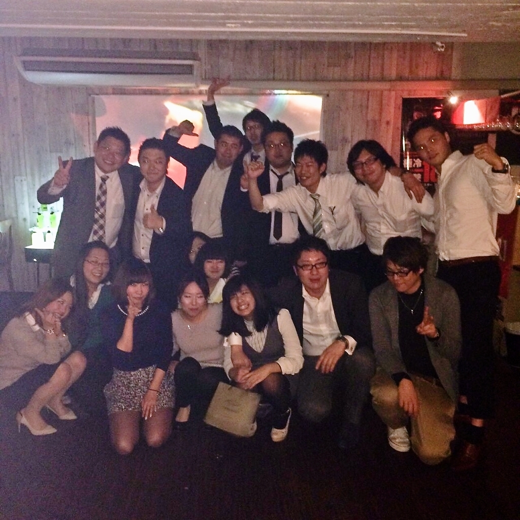 【Goodluck de company banquet ♪】 1 minute walk from the station, layout free, bargain course design was a pleasing point! Weekday 20 people ~, weekend 30 people ~ ___ OK ♪