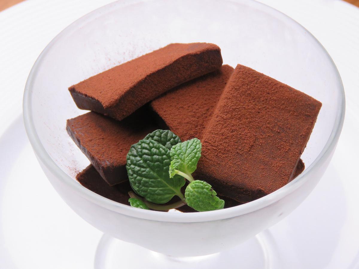 녹는 행복 생 초콜릿